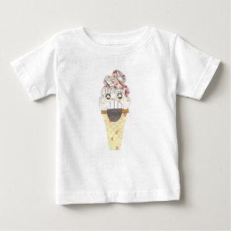 I Scream No Background Baby T-Shirt