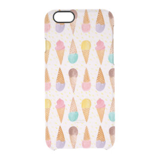 I Scream, You Scream... Why are We Screaming? Clear iPhone 6/6S Case