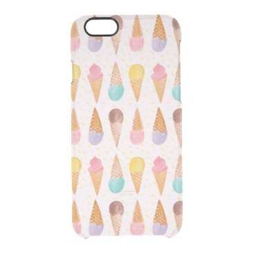 StellularCellular I Scream, You Scream... Why are We Screaming? Clear iPhone 6/6S Case
