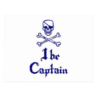 I sea capitán postales