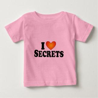 I secretos (del corazón) - camiseta de muchos