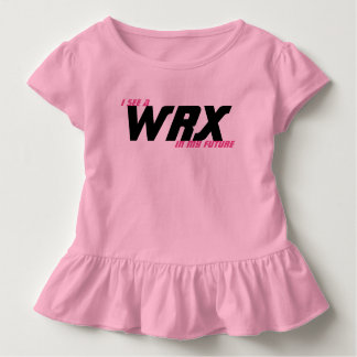 I see a WRX in my future Toddler T-shirt