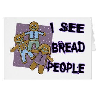 I See Bread People Card