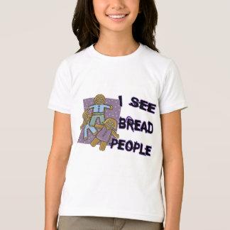 I See Bread People Tee Shirt