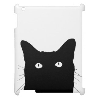 I See Cat Click to Pick Your Custom Color Decor Cover For The iPad