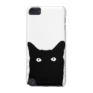 I See Cat Click to Pick Your Custom Color Decor iPod Touch (5th Generation) Case