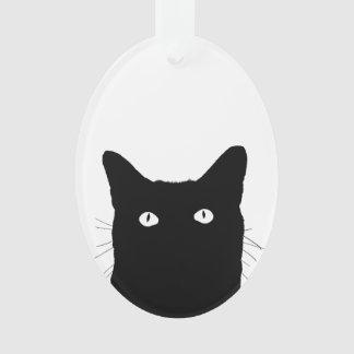 I See Cat Click to Select a Custom Color Ornament