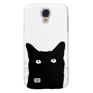 I See Cat Click to Select a Custom Color Samsung Galaxy S4 Cover