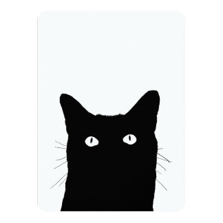 I See Cat Click to Select Your Color Decor Card