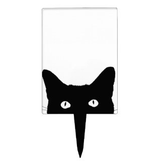 I See Cat Click to Select Your Colorful Decor Cake Topper