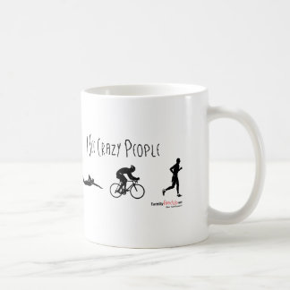 I See Crazy People Coffee Mug