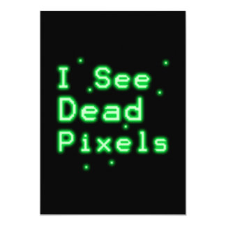 I See Dead Pixels Card