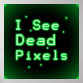 I See Dead Pixels Poster