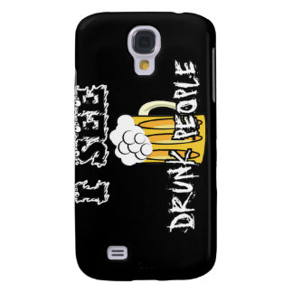 I See Drunk People Funny Stuff Galaxy S4 Cases