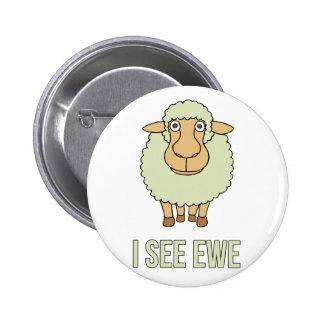 I See Ewe Pins