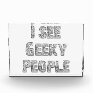 I See Geeky People Awards