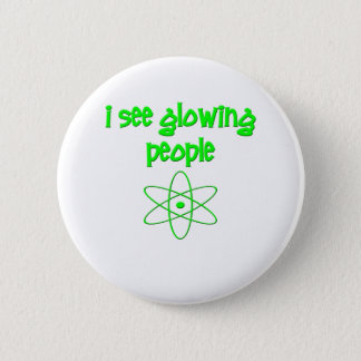 I See Glowing People Button