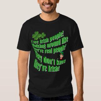I see Irish people! T-shirt