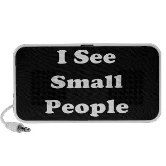 I See Small People Speaker System