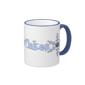 I See Snowflakes Coffee Mug