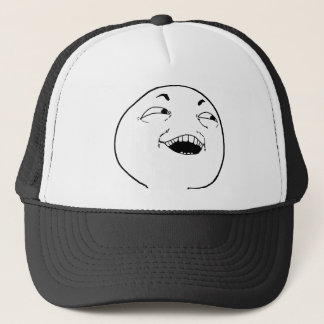 I see what you did there - meme trucker hat
