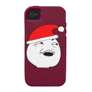 i see what you did there xmas meme Case-Mate iPhone 4 case