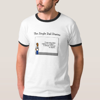 I see why they named it a diet - Derrick T Shirt