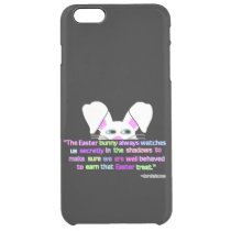 I See You, Easter Bunny iPhone 6/6S Plus Case