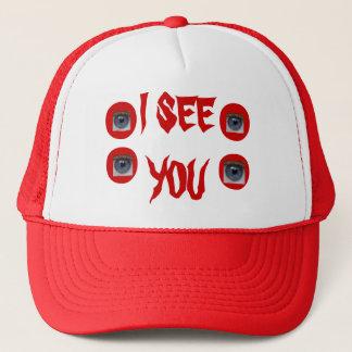 I SEE YOU - FOUR EYE CAP