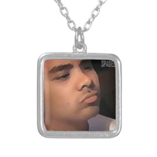 I See You New Release Silver Plated Necklace