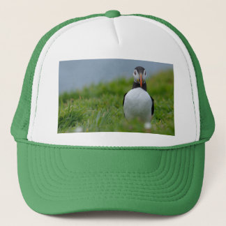 I See You Puffin Trucker Hat