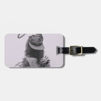 I See You Release Luggage Tag