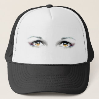 i see you... trucker hat