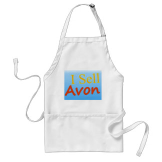 I-Sell-Avon Apron