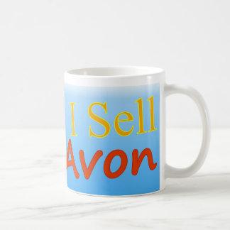 I-Sell-Avon Coffee Mugs
