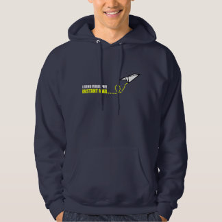 I send virus free instant mail pullover