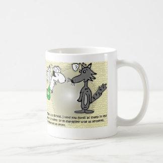 I Send Your Forth as Sheep Mug