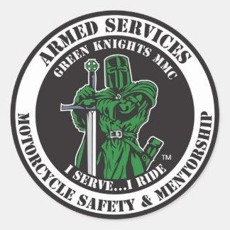 I Serve...I Ride Sticker