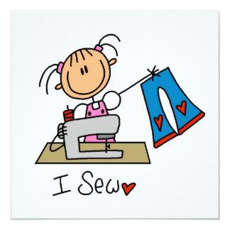 I Sew Card
