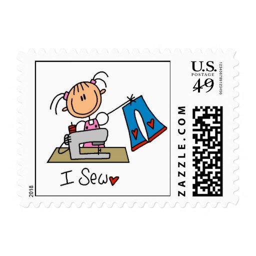 I Sew Stamp