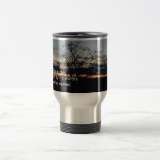 I Shall Not Be Moved Tree Photograph Coffee Mugs