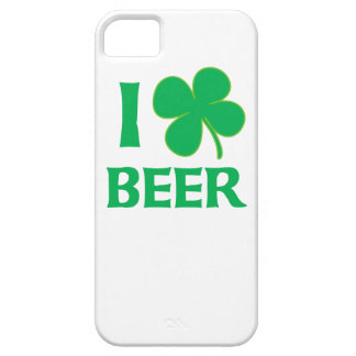 I Shamrock Beer iPhone SE/5/5s Case