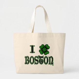 I Shamrock Boston Bag