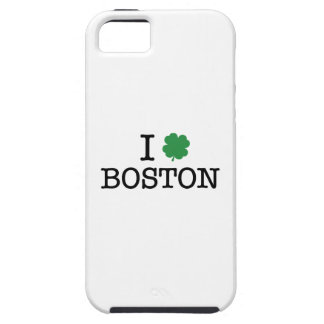 I Shamrock Boston iPhone 5 Covers