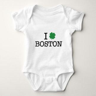 I Shamrock Boston Tshirt