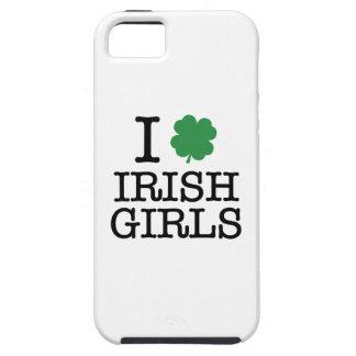 I Shamrock Irish Girls iPhone SE/5/5s Case