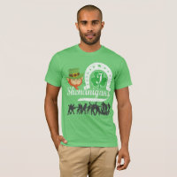 I ShamRock Lime Shinanigans T-Shirt