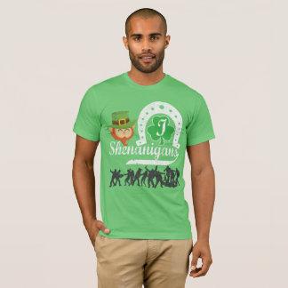 I ShamRock Lime Shinanigans T-Shirt