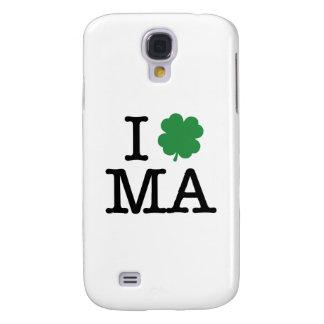 I Shamrock MA Samsung Galaxy S4 Cases