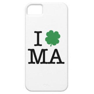 I Shamrock MA iPhone 5 Cases